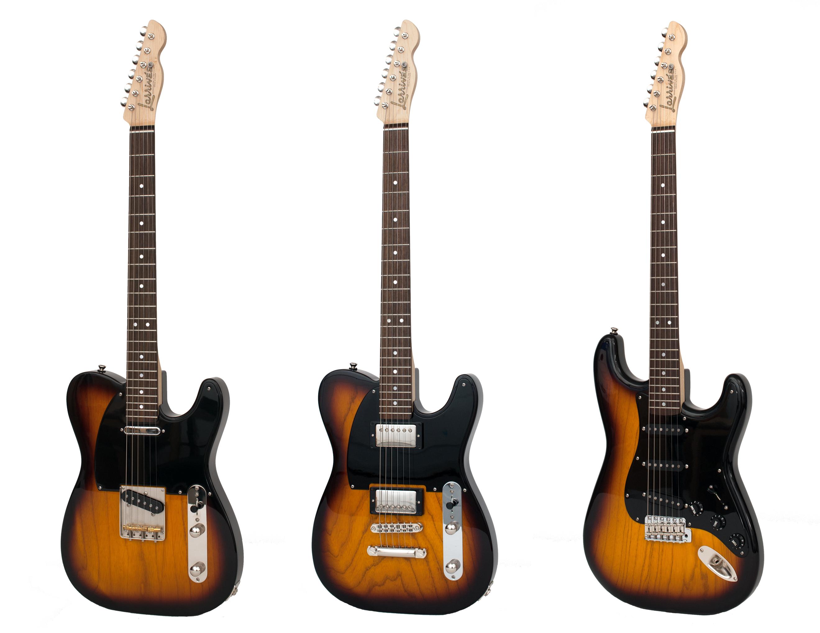 Larrivée Guitars - Electric - Products