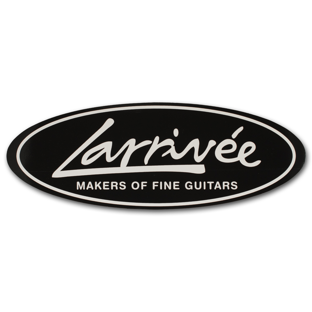 Larrivee Guitars Sticker
