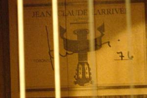 Larrivée Guitars - Manufacture Date Lookup